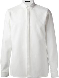классическая рубашка  Kris Van Assche