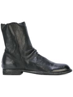 Cordet zip ankle boots Officine Creative