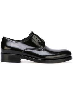 лакированные туфли без шнуровки  Dsquared2