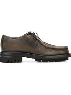 туфли на шнуровке  Dsquared2