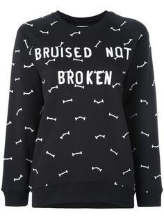 Bruised sweatshirt  Zoe Karssen