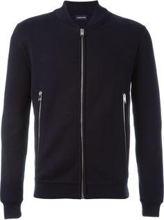 куртка-бомбер с застежкой-молнией Exemplaire
