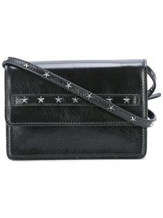сумка через плечо с заклепками Red Valentino