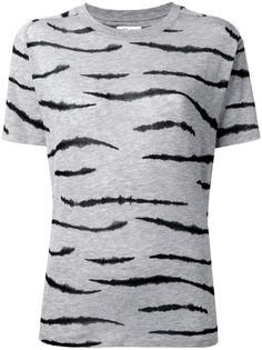 tiger print T-shirt  Zoe Karssen