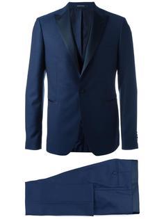 two-piece & gilet dinner suit  Tagliatore