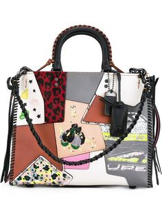 Rogue Patch tote Coach