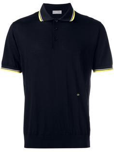 gathered waist polo shirt Dior Homme
