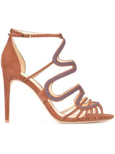 strappy sandals Alexandre Birman