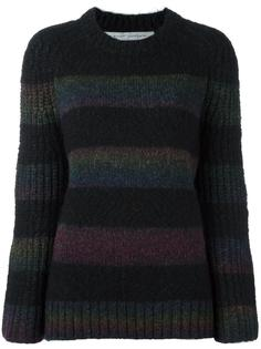bell sleeve striped Raglan Raquel Allegra