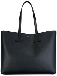 сумка-тоут с печатью-логотипом Tom Ford