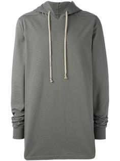 long length hoodie Rick Owens