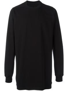 oversized sweatshirt Rick Owens