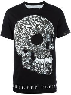 футболка Mandala Philipp Plein