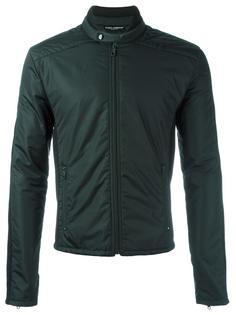 стеганая куртка с панельным дизайном Dolce & Gabbana