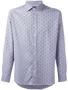 рубашка с геометрическим принтом Etro
