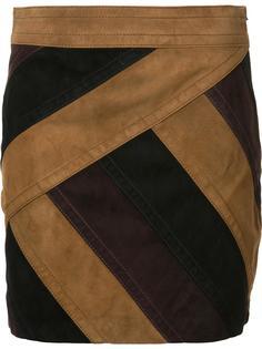 мини-юбка с панельным дизайном Derek Lam 10 Crosby