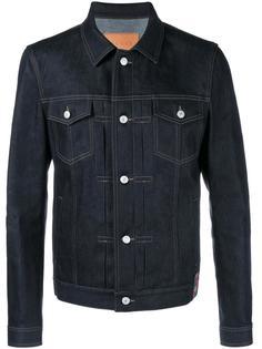 джинсовая куртка Raw Japanese Gucci