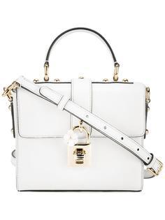 сумка через плечо жесткой формы Dolce & Gabbana