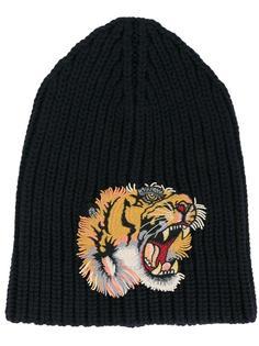 шапка с тигром Gucci