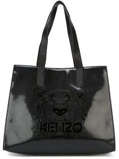 сумка-тоут Tiger  Kenzo