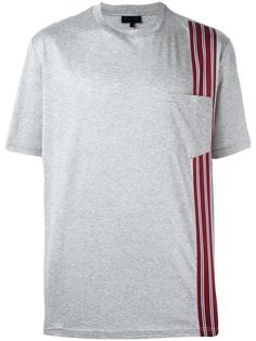 футболка с полосатой отделкой  Lanvin