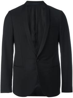 пиджак-смокинг с застежкой на пуговицу Lanvin