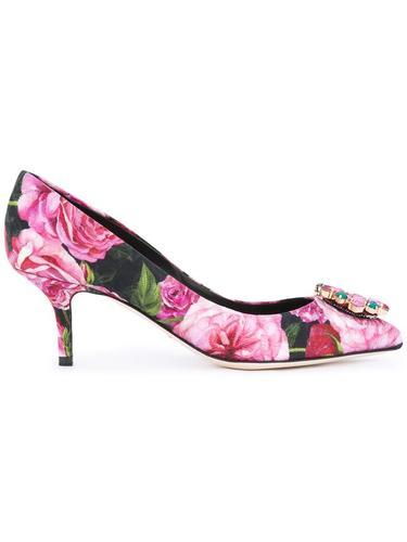 жаккардовые туфли Bellucci Dolce & Gabbana