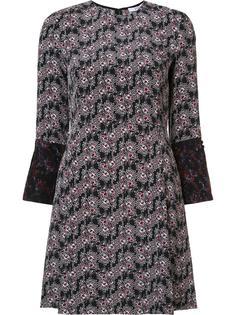 мини-платье с цветочной вышивкой Derek Lam 10 Crosby