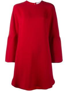 мини-платье с круглым вырезом Valentino
