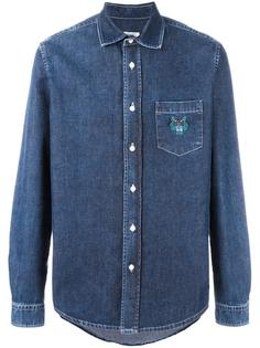 джинсовая рубашка Mini Tiger  Kenzo
