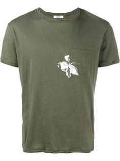 футболка с принтом Mariposa Valentino