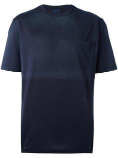 футболка с нагрудным карманом Lanvin