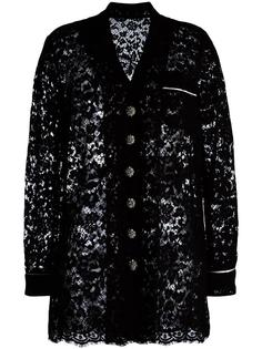 кружевной жакет Dolce & Gabbana