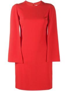 платье-кейп Givenchy
