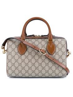 сумка Boston с монограммами Gucci