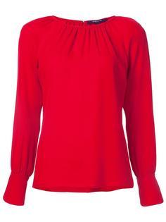 блузка с длинными рукавами Derek Lam