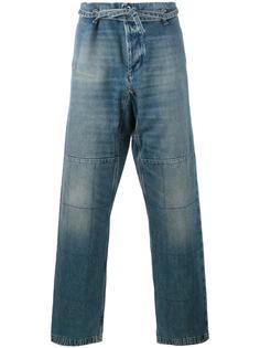 свободные джинсы Valentino