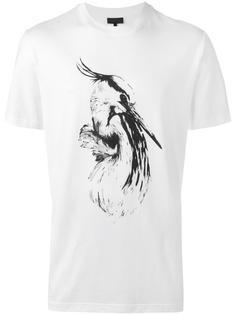 футболка Crane Lanvin