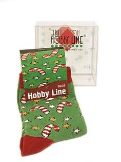 Носки HOBBY LINE
