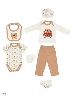 Комплекты нательные для малышей Bonito kids