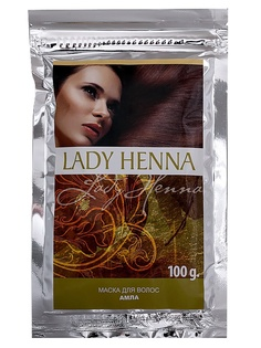 Косметические маски Lady Henna