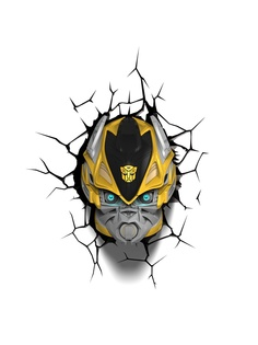 Ночники Transformers