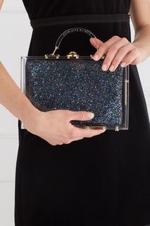 Сумка c кристаллами Constellation Charlotte Olympia