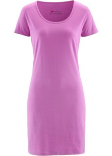 Платье стретч (темно-синий) Bonprix