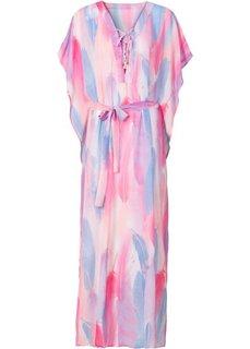 Пляжное платье (розовый) Bonprix