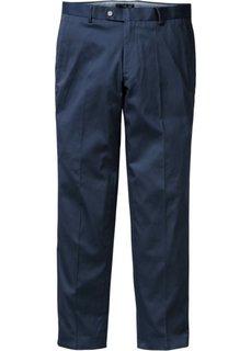 Хлопковые брюки-стретч Regular Fit, cредний рост (N) (бежевый) Bonprix