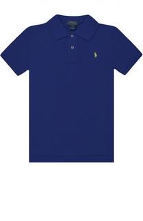 Поло из хлопка Polo Ralph Lauren