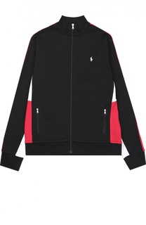 Спортивный кардиган на молнии Polo Ralph Lauren