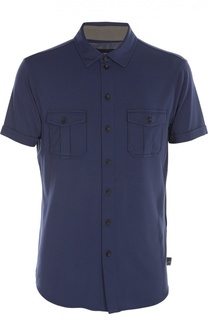 Рубашка джерси Armani Collezioni