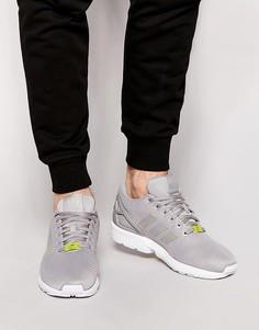 Кроссовки adidas Originals ZX Flux M19838 - Серый